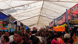 Feria en México