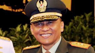 Letnan Jenderal Pramono Edhie Wibowo