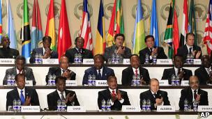 قمة الاتحاد الافريقي الـ 17