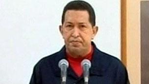 هوغو تشافيز