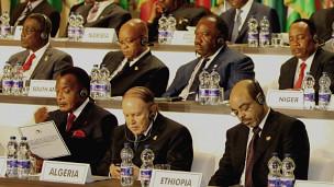 قمة الاتحاد الافريقي