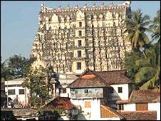 श्री पद्मानाभास्वामी मंदिर