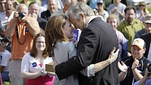 Michelle y Marcus Bachmann