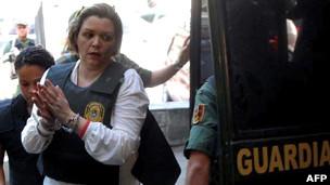 María Lourdes Afiuni, jueza venezolana bajo arresto domiciliario
