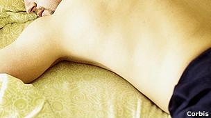 Hombre dormido (imagen genérica).