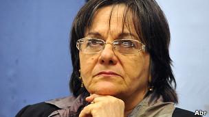 Maria da Penha participa de debate em Brasília. Foto: Elza Fiúza/ABr