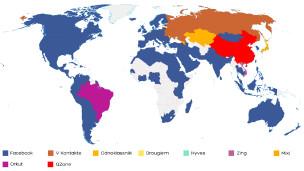 Mapa criado por Vincenzo Cosenza. Imagem: Cortesia de Vincenzo Cosenza