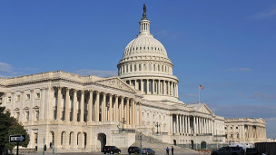 Trụ sở Quốc hội Hoa Kỳ trên đồi Capitol