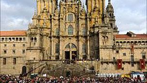 كاتدرائية سنتياغو دي كومبوستيلا