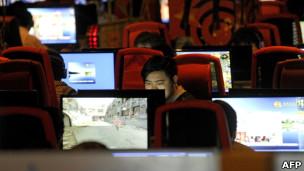 北京一家网吧(12/05/2011)