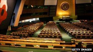 الجمعية العامة