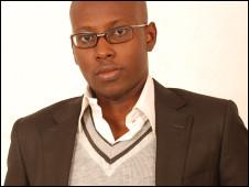 Bode Asiyanbi, winner of African Performance 2011