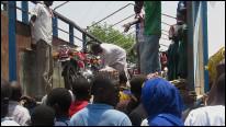 Wakaazi wa Maiduguri wakimbia