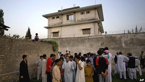 Casa de Bin Laden en Abbottabad