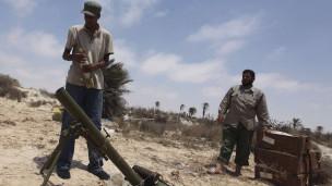 المعارضة الليبية