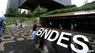 Sede do BNDES (Foto AFP)