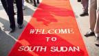 Nam Sudan ăn mừng độc lập