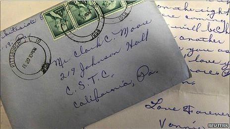 Carta que demoró 53 años en llegar a destino