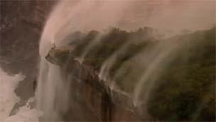 Cachoeira ao sul de Sydney