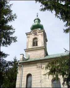 Греко-католицька церква у Міклошевцях