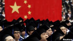 中国大学毕业生