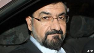 Mohsen Rezai (Foto AFP)