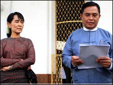 DASSK U Aung Kyi