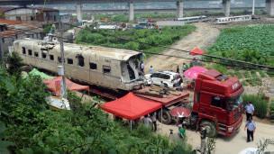 Tai nạn tàu hỏa TQ