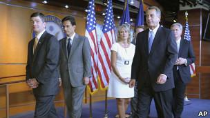 Legisladores republicanos