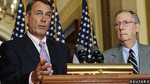 Pimpinan Repubpik DPR John Boehner