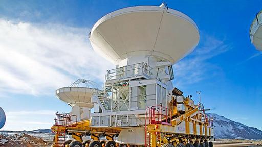 Radiotelescopio ALMA