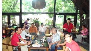 Gặp gỡ 31/7/11 (Blog Nguyễn Xuân Diện)