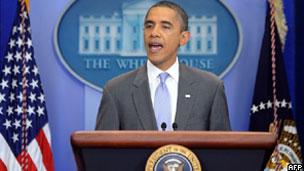 Obama, ao anunciar acordo na noite de domingo