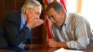 Los líderes del Senado y de la Cámara de Representantes