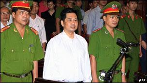 越南著名异见律师瞿辉河宇