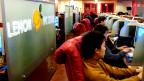 Thanh thiếu niên Hàn Quốc chơi game trực tuyến