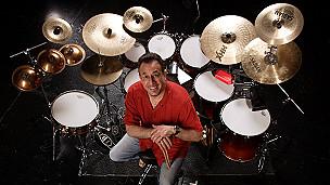 Percusionista Bobby Sanabria