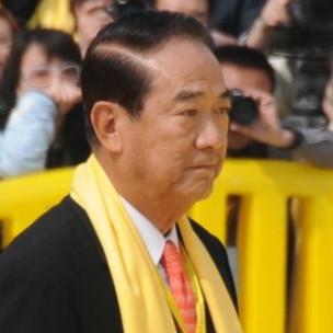 宋楚瑜(中央社资料图片)