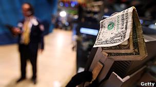 Dólar en Wall Street