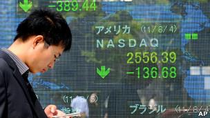indicadores financieros en Tokio
