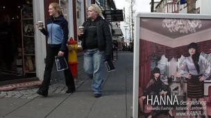 Calles de Reykjavik