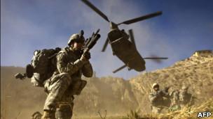 美军直升机军事行动