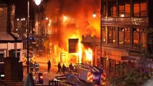 Bạo loạn ở London