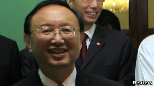 Ngoại trưởng Dương Khiết Trì của Trung Quốc
