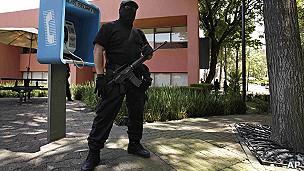 Agente mexicano