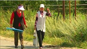 Mujeres en Armenia