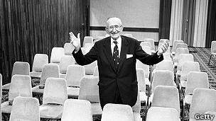 Economista Friedrich Hayek