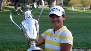 台湾高尔夫球选手曾雅妮