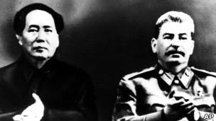 استالین و مائو