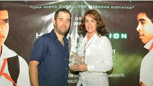 Ian Padrón, cineasta cubano